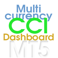 CCI Dashboard for MT5