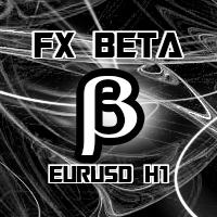 Fx Beta EURUSD h1