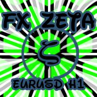 Fx Zeta EURUSD h1
