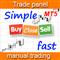 Simple panel EA plus MT5