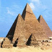Egypt pyramids EA1