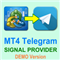 MT4 Telegram Signal Provider DEMO