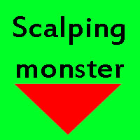 Scalping monster