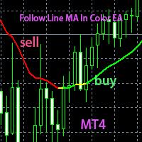 Follow Line MA In Color EA