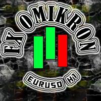 Omikron EURUSD h1