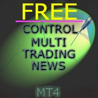 Control Multi Trading News MT4 Free