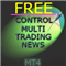 Control Multi Trading News MT4 Free