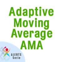 AMA Adaptive Moving Average Alerts Serie MT4