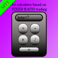 Fixed ratio lot calculator