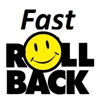 Fast rollback