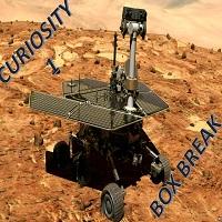 Curiosity 1 Box Break