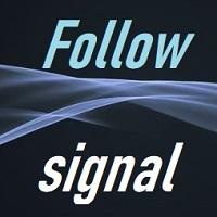Follow signal