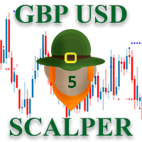 Leprechaun Scalper GBPUSD 5 min