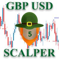 Leprechaun Scalper GBPUSD 5 min