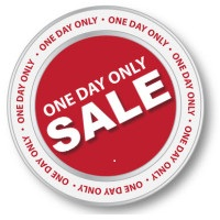 Only sale