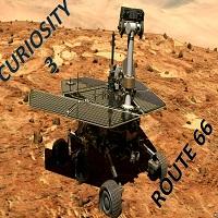 Curiosity 3 Route 66