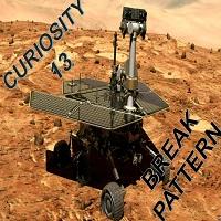 Curiosity 13 Break Pattern