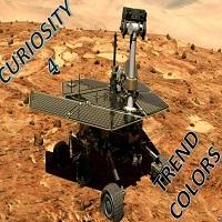 Curiosity 4 Trend Colors