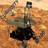 Curiosity 8 M 100