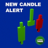 New Candle Alert MT 4