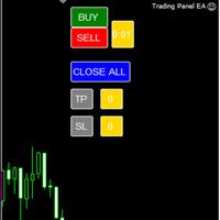 Trading Panel EA