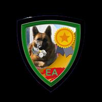 Alpc Military Dog SARMY
