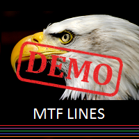 MTF Lines DEMO for MT4