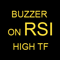 Buzzer on RSI Symmetric on High TimeFrame