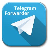 Telegram forwarder