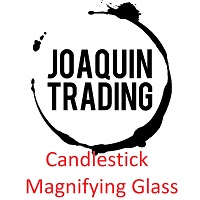 Candlestick Magnifying Glass