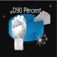 D90 Percent