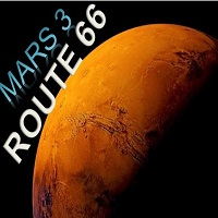Mars 3 Route 66 indicator