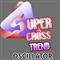 Super Cross Trend Oscillator