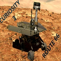 Curiosity 3 Route 66 EA