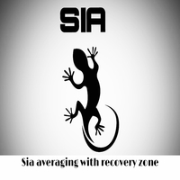 Sia smart averaging with zone recovery