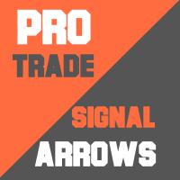 Professional Trade Signal Arrows