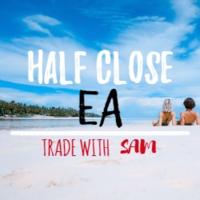 Half Close EA Trade With Sam