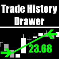Trade History Drawer