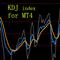 KDJ Stochastic indicator