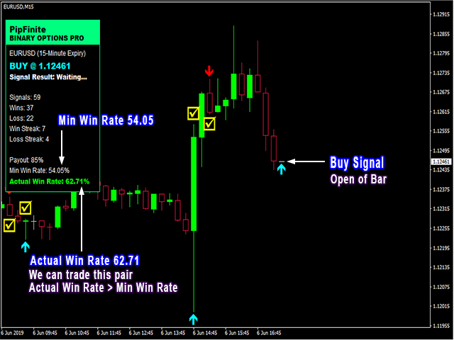 PipFinite Binary Options PRO MT5