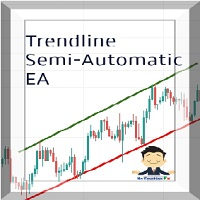 TrendLine Semi EA Trade Manager