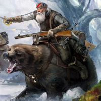EA Hard war Bears and Bulls