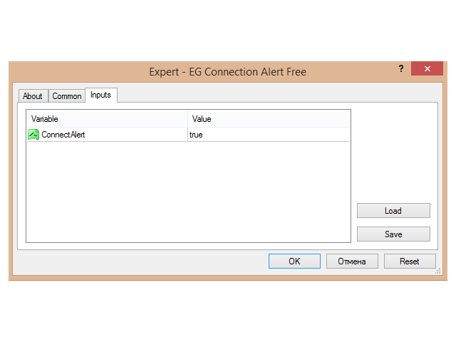 EG Connection Alert FREE
