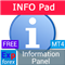 Ind4 InfoPad Information Panel