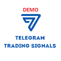 Telegram Trading Signals Demo