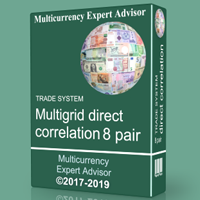 TS Multigrid direct correlation 8 pair