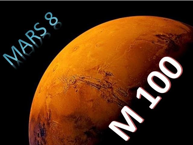 Mars 8 M 100