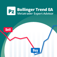 PZ Bollinger Trend EA MT4