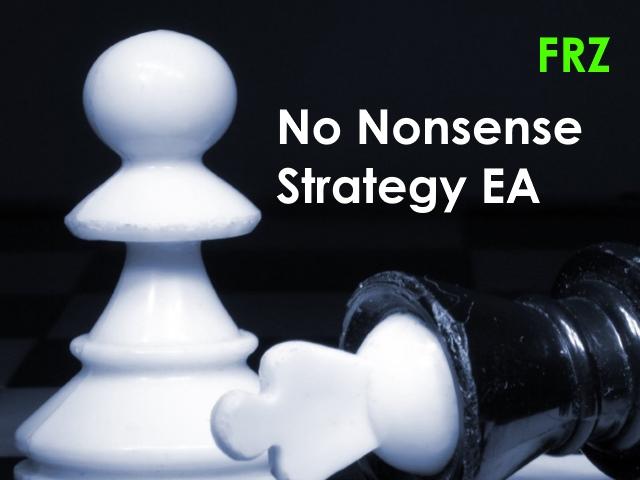 FRZ No Nonsense Forex Strategy EA Robot