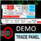 Grid Trade Panel Demo